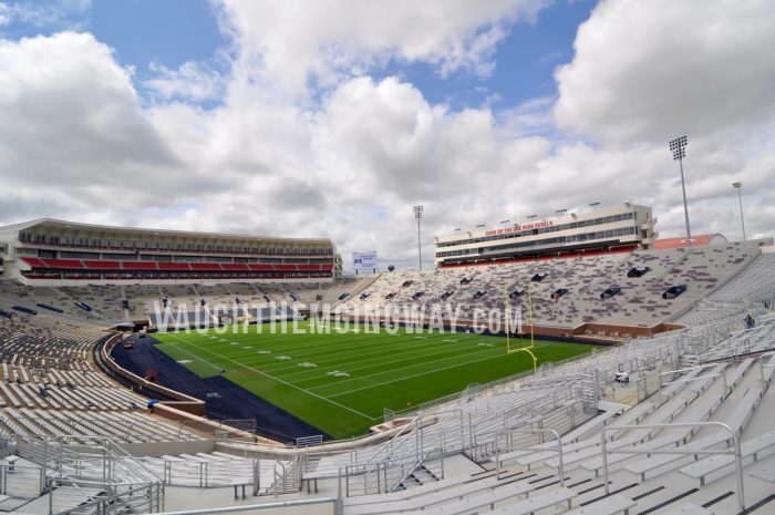 Vaught Hemingway Stadium - Ole Miss Football